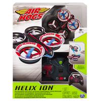 Air Hogs Helix ION Betriebsbereit (RTR) Elektromotor Ferngesteuerter Hubschrauber (Schwarz, Blau, Rot, Weiß)