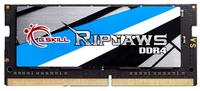 G.Skill Ripjaws 8GB DDR4 2133MHz Speichermodul (Schwarz, Blau, Gold, Grau, Weiß)