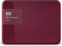 Western Digital MyPassport Ultra 4000GB Bordeaux (Bordeaux)