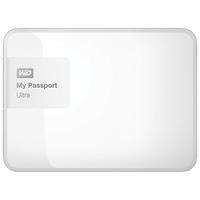 Western Digital My Passport Ultra 4000GB Weiß (Weiß)