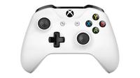 Microsoft TF5-00003 Gamepad Xbox One Weiß Spielecontroller (Weiß)