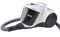 Hoover 39001480 Trommel-Vakuum 2l 700W A Schwarz, Weiß Staubsauger (Schwarz, Weiß)