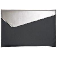 Acer NP.BAG1A.235 12Zoll Notebook-Hülle Schwarz, Silber Tablet-Schutzhülle (Schwarz, Silber)
