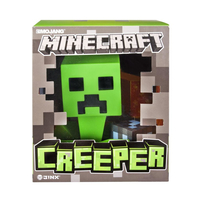 Minecraft Creeper Toy action figure (Schwarz, Grün)