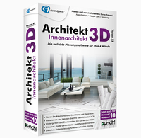 Avanquest Architekt 3D X8 Innenarchitekt
