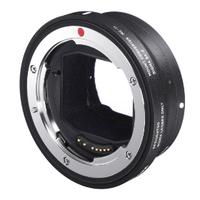 Sigma ZI954 Kameraobjektivadapter (Schwarz, Metallisch)