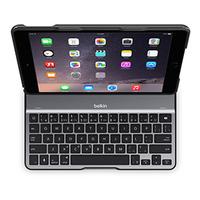 Belkin F5L192DEBLK Schwarz Tastatur für Mobilgeräte (Schwarz)