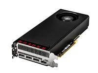 XFX RX480-M8BBA6 AMD Radeon RX 480 8GB Grafikkarte (Schwarz, Rot)