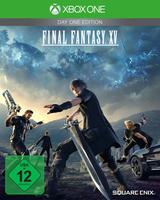 Square Enix Final Fantasy XV Day One Edition Xbox One Standard Xbox One Mehrsprachig Videospiel