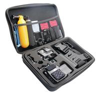 Easypix 55500 Universal Action sports camera case Zubehör für Actionkameras (Schwarz)