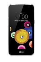LG K4 K130 Dual SIM 4G 8GB Schwarz, Blau Smartphone (Schwarz, Blau)