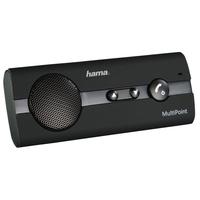 Hama MyVoice Car Handy Bluetooth Schwarz Freisprecheinrichtung (Schwarz)