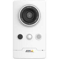 Axis M1065-L IP security camera Innenraum Kubus Weiß (Weiß)