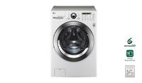 LG F1255FDH Freistehend Frontlader 15kg 1200RPM A++ Weiß Waschmaschine (Weiß)