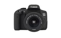 Canon EOS 750D + EF-S 18-55 IS STM SLR-Kamera-Set 24.2MP CMOS 6000 x 4000Pixel Schwarz (Schwarz)