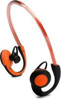 Boompods Sportpods Vision Nackenband Binaural Kabellos Orange Mobiles Headset (Orange)