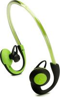 Boompods Sportpods Vision Nackenband Binaural Bluetooth Grün Mobiles Headset (Grün)