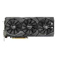 ASUS ROG STRIX-GTX1060-O6G-GAMING NVIDIA 6GB (Schwarz)