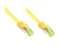 Alcasa Cat.7 S/FTP 5m 5m Cat7 S/FTP (S-STP) Gelb (Gelb)