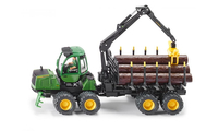 Siku John Deere Forwarder 1:32 Preassembled Traktor (Mehrfarben)