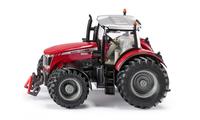 Siku Massey Ferguson MF 8680 1:32 Preassembled Traktor (Schwarz, Grau, Rot)