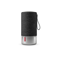 Libratone ZIPP Copenhagen Mono portable speaker 100W Zylinder Schwarz, Silber (Schwarz, Silber)