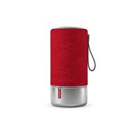 Libratone ZIPP Copenhagen Mono portable speaker 100W Rot, Silber (Rot, Silber)