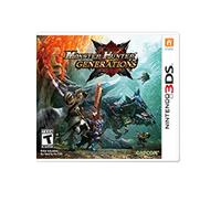 Nintendo Monster Hunter Generations 3DS