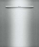 Neff KU1213Z0 Vordertür Edelstahl Kühlschrankteil & Zubehör (Edelstahl)