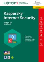 Kaspersky Lab Internet Security 2017 1Benutzer 1Jahr(e)