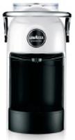 Lavazza Jolie Freistehend Halbautomatisch Pad-Kaffeemaschine 0.6l 1Tassen Schwarz, Weiß (Schwarz, Weiß)
