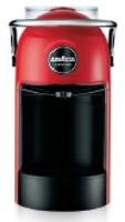 Lavazza Jolie Freistehend Halbautomatisch Pad-Kaffeemaschine 0.6l 1Tassen Schwarz, Rot (Schwarz, Rot)
