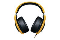 Razer Nano'War Binaural Kopfband Schwarz, Gelb Headset (Schwarz, Gelb)