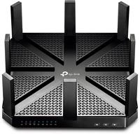 TP-LINK Archer C5400 Tri-Band (2,4 GHz / 5 GHz / 5 GHz) Gigabit Ethernet Schwarz WLAN-Router (Schwarz)