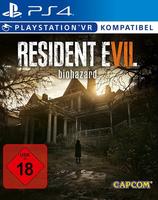Capcom RESIDENT EVIL 7 biohazard Standard PlayStation 4 Deutsch Videospiel