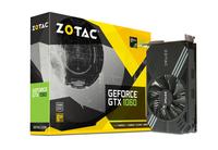 Zotac ZT-P10600A-10L NVIDIA GeForce GTX 1060 6GB Grafikkarte (Schwarz)