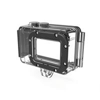 ACTIVEON ACA02WH Unterwasserkameragehäuse (Schwarz, Transparent)