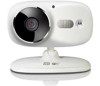 Motorola FOCUS 86T Kabellos Weiß Baby-Videoüberwachung (Weiß)