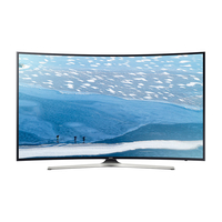 Samsung UE65KU6179U 65Zoll 4K Ultra HD Smart-TV WLAN Schwarz (Schwarz)