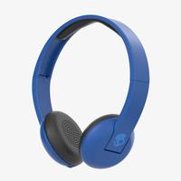 Skullcandy Uproar Kopfband Binaural Bluetooth Blau Mobiles Headset (Blau)