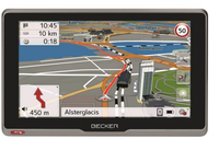 Becker active.6s EU plus Fixed 6.2Zoll Touchscreen Anthrazit, Schwarz (Anthrazit, Schwarz)