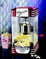 Salco SNP14 1l 300W Rot Popcornmaschine (Rot)