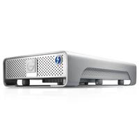 G-Technology G-DRIVE 8000GB Silber Externe Festplatte (Silber)