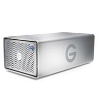 G-Technology G-RAID HDD enclosure Silber (Silber)