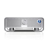 G-Technology G-DRIVE 10000GB Silber Externe Festplatte (Silber)