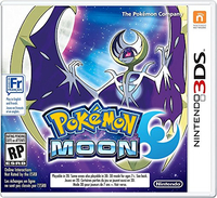 Nintendo Pokemon Moon