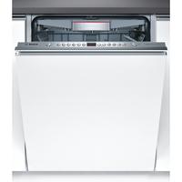 Bosch Serie 6 SMV69P50EU Vollständig integrierbar 14Stellen A+++ Edelstahl Spülmaschine (Edelstahl)