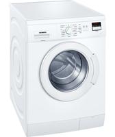 Siemens WM14E220 Freistehend Frontlader 7kg A+++ Weiß Waschmaschine (Weiß)