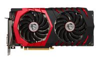 MSI V328-012R NVIDIA GeForce GTX 1060 6GB Grafikkarte (Schwarz, Rot)