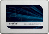 Crucial MX300 Serial ATA III (Metallisch)